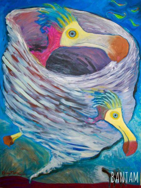 bigfoot and the dodo birds
