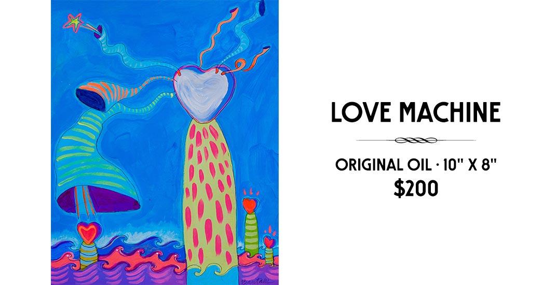 Love Machine by Wendy Bantam