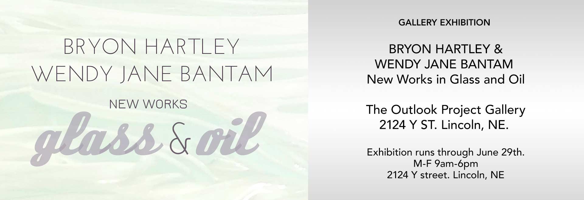 Wendy Bantam Gallery Exhibition