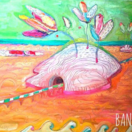 lotus flower island