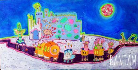 Germ Parade by Wendy Bantam